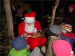 Fingerspiel vom Nikolaus